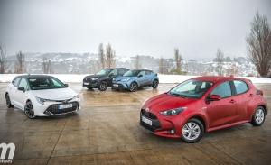Las ventas de coches híbridos en España suben un 33,9% en septiembre de 2021