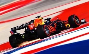 Verstappen rompe el reinado de poles de Mercedes en Austin