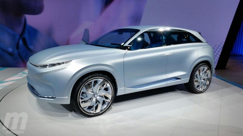 Hyundai FE Fuel Cell Concept