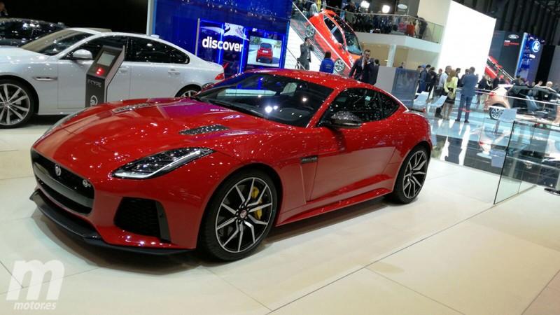 Jaguar F-Type SVR 2018