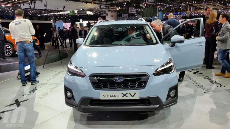 Subaru XV 2018 - frontal