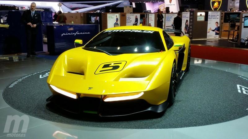 Fittipaldi EF7 by Pininfarina
