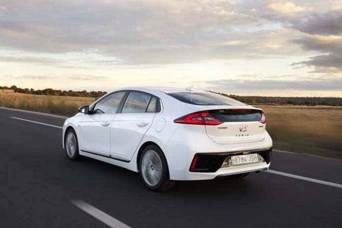 Prueba Hyundai Ioniq Hybrid