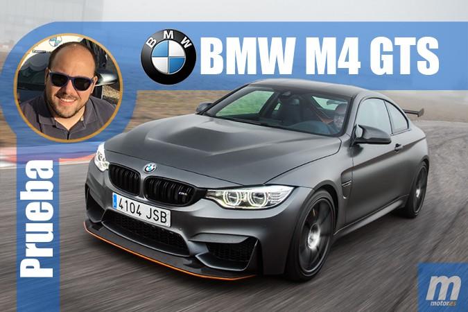 Video BMW M4 GTS