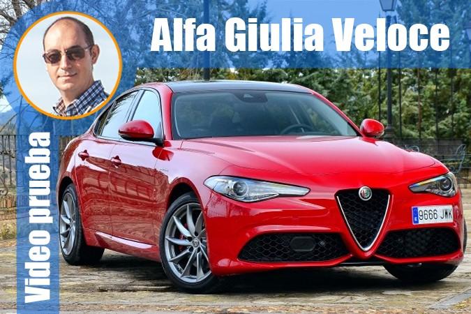 Video prueba Alfa Romeo Giulia Veloce