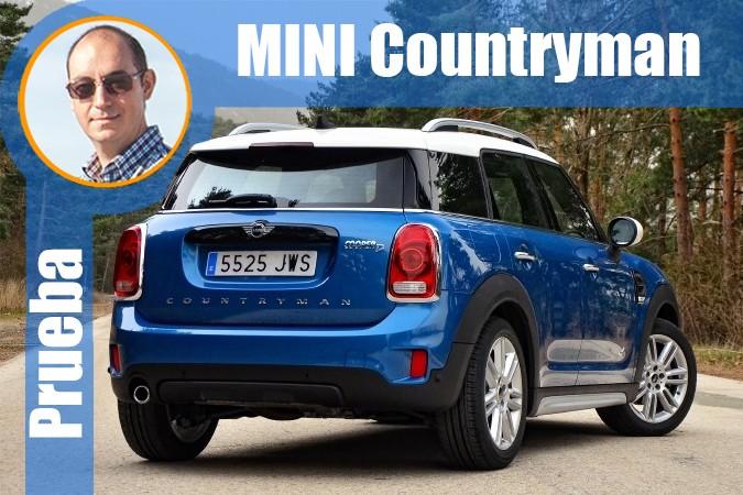 Video prueba MINI Countryman 2017