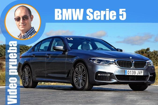 Video prueba BMW Serie 5 2017