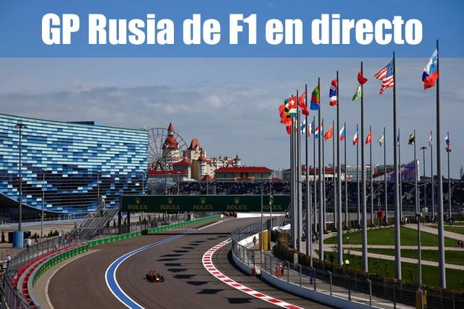 Gran Premio de Rusia en directo