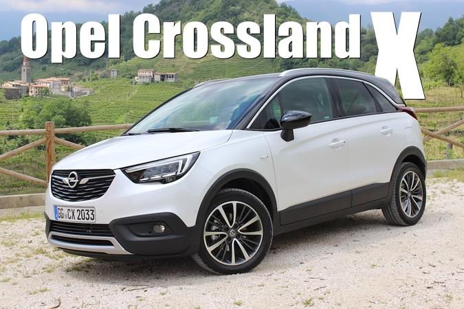 Prueba Opel Crossland X 1.6 Diésel 120 CV