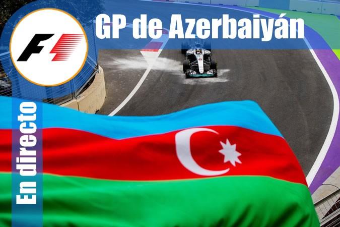 GP de Azerbaiyán de F1