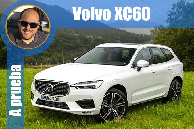 Prueba Volvo XC60, el sueco que llega para hacer frente a los alemanes