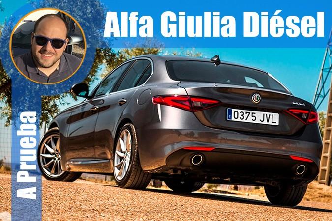 Alfa Giulia Super 180 CV