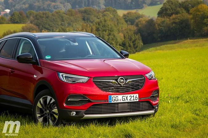 Prueba Opel Grandland X (con vídeo)