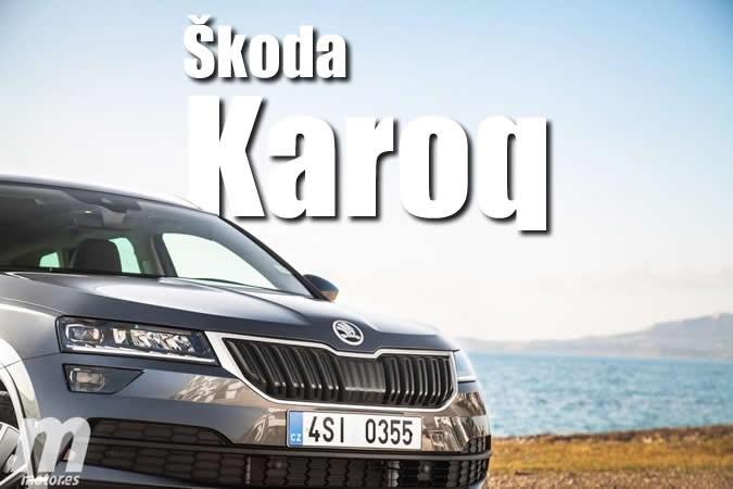 Prueba Skoda Karoq