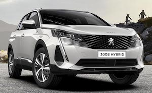 Nuevo Peugeot 3008 Hybrid Serie Limitada Roadtrip.
