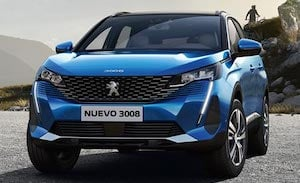 Nuevo Peugeot 3008 Serie Limitada Roadtrip.