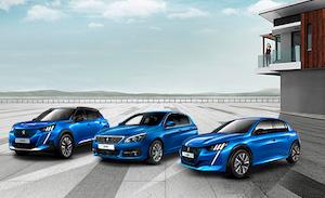 Conduce como nunca. Mes de la tecnología Peugeot