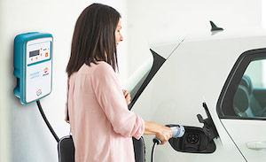 Conecta tu vehículo eléctrico
