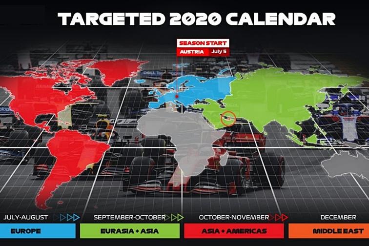 Reglamento F1 2021