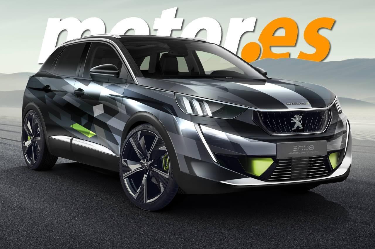 Peugeot 3008 PSE