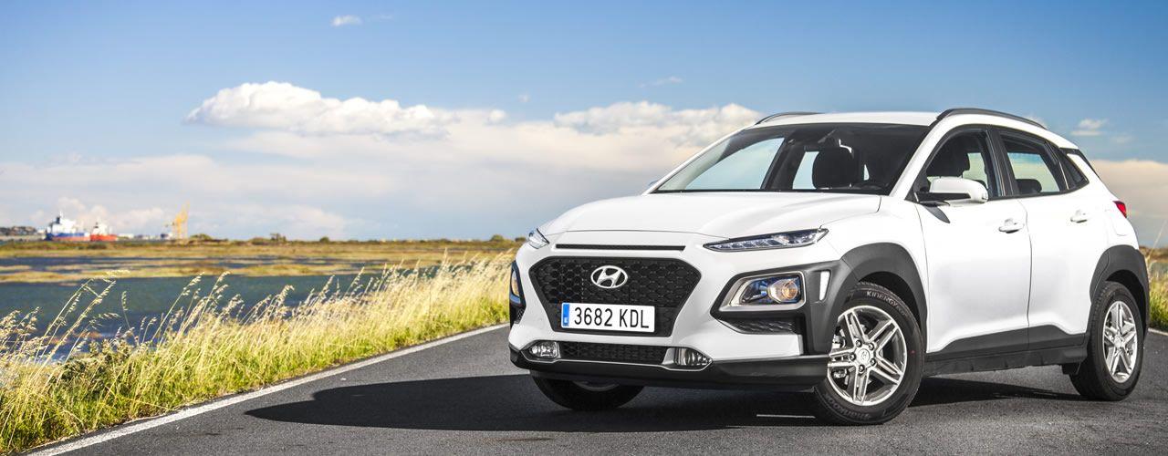 Prueba Hyundai Kona 1.0 TGDI 120 CV