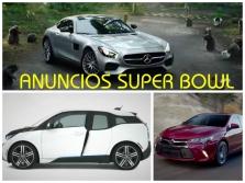 Anuncios de coches de la Super Bowl