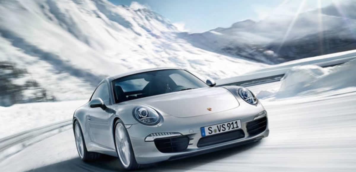 Prepara tu coche para el invierno y aprende a conducir sobre nieve y hielo